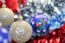 Free Christmas Toys Stock Photos - 28294553