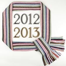 Free 2012 - 2013, New Year S Theme Royalty Free Stock Images - 28297119