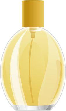 Free Perfume Bottle Royalty Free Stock Photos - 28298598