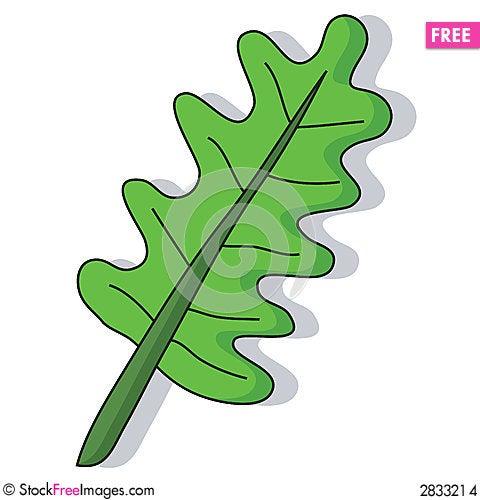 Cartoon Leaf - Free Stock Photos & Images - 2833214 | StockFreeImages ...