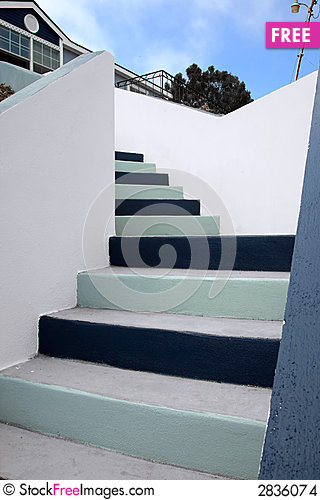 Free Stairs Stock Images - 2836074