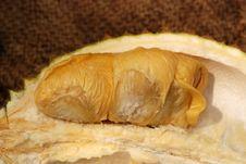 King Of Fruit - The Durian Stock Photos