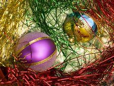 Free Stored Christmas Decoration Stock Photo - 2830530