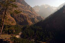 Free Himalaya View Stock Images - 2830784
