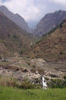 Free Himalaya Trekking Royalty Free Stock Photo - 2830825
