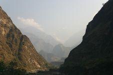 Free Himalaya Nepal Trekking Stock Photo - 2830850