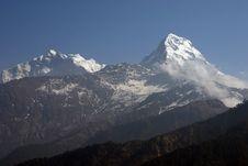Free Himalaya Trekking Stock Image - 2830921
