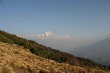 Free Himalaya Trekking Royalty Free Stock Photography - 2830927