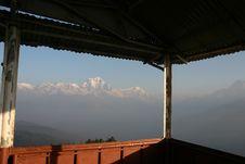 Free Himalaya Nepal Trekking Royalty Free Stock Images - 2830949