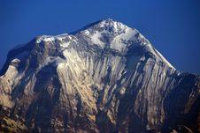 Free Himalaya Nepal Trekking Stock Images - 2830954