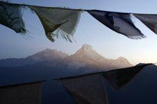 Free Himalaya Nepal Trekking Royalty Free Stock Photo - 2831015