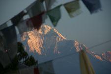 Free Himalaya Nepal Trekking Royalty Free Stock Images - 2831019