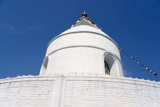 Free Himalaya Nepal Trekking Royalty Free Stock Photo - 2831195