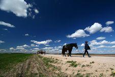 Free Horse Riders Stock Photos - 2831493