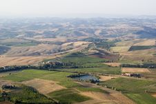 Free VAl D Orcia, Tuscany Stock Image - 2831751