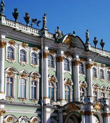Free Winter Palace Stock Image - 2832221