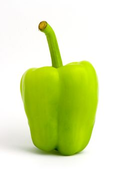 Free Green Pepper Royalty Free Stock Photos - 2832318