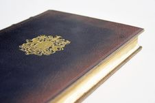 Free Ancient Yellowed Book Stock Image - 2832371