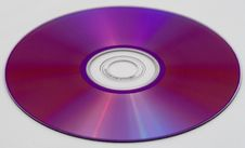 Free Dvd Recordable Close-up Royalty Free Stock Photo - 2833345