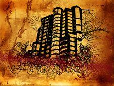 Free Grunge Buildings Stock Photos - 2833613