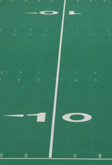 Free Ten Yard Line Stock Photos - 2833753