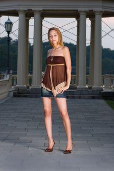 Free Beautiful Young Woman Royalty Free Stock Photo - 2834695