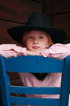 Free Cowgirl Stock Images - 2835644