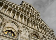 Free Pisa Cathedral Royalty Free Stock Photography - 2835777