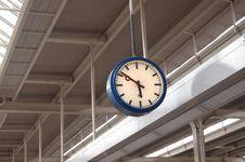 Free Clock Royalty Free Stock Photo - 2835815