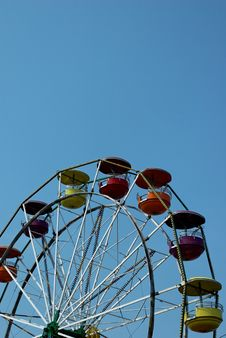 Free Ferris Wheel Royalty Free Stock Image - 2835876