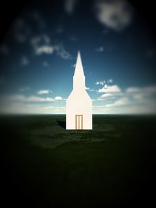 Free Church 14 Royalty Free Stock Photography - 2835897