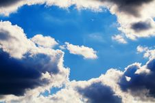 Free Blue Sky And Clouds Stock Photos - 2836023