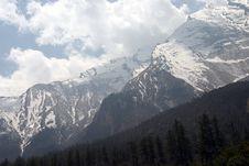 Free Himalaya Nepal Trekking Royalty Free Stock Photography - 2838767