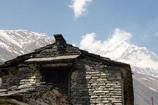 Free Himalaya Nepal Trekking Stock Photography - 2838792