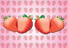 Free Strawberries Ground Stock Photos - 2838913