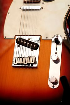 Free Electric Guitar 2 Stock Images - 2839054