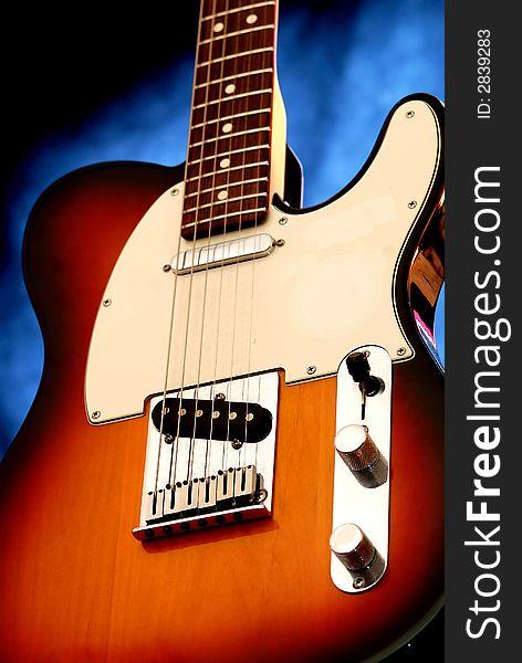 Electric guitar 9