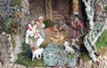 Free Christmas Crib Stock Photos - 28300413