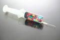 Free Syringe And Drug Stock Photos - 28301213