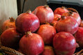 Free Ripe Juicy Pomegranates Royalty Free Stock Image - 28302966