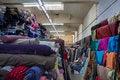 Free Textiles Deposit Royalty Free Stock Photo - 28303745