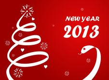 Free New Year. Stock Images - 28301004