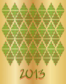 Free New Year. Stock Image - 28301011