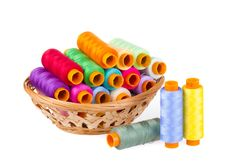Free Sewing Thread Royalty Free Stock Photo - 28302365