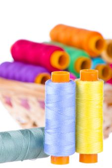 Free Sewing Thread Stock Photos - 28302383