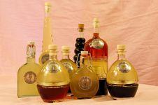 Free Italian Homemade Liquors Royalty Free Stock Images - 28304369