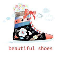 Free Beautiful Shoes Stock Image - 28308191