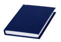 Free Blank Blue Book Cover Stock Photography - 28310532