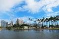 Free Welcome To Hawaii &x28;HONOLULU&x29; Royalty Free Stock Image - 28312096