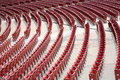 Free Seats In The Auditorium Royalty Free Stock Images - 28316829